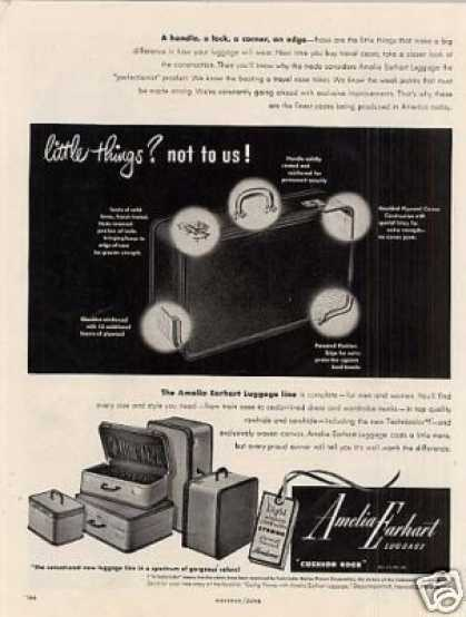 Amelia Earhart Luggage (1948)