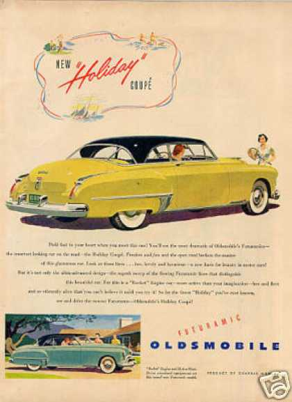 Oldsmobile Holiday Coupe (1949)