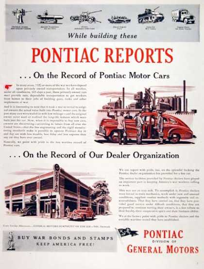 Pontiac War Effort (1944)
