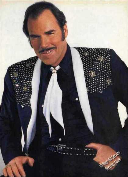 Slim Whitman Beautiful Magazine Print Photo (1980)