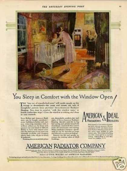 American Radiator Company Color (1926)