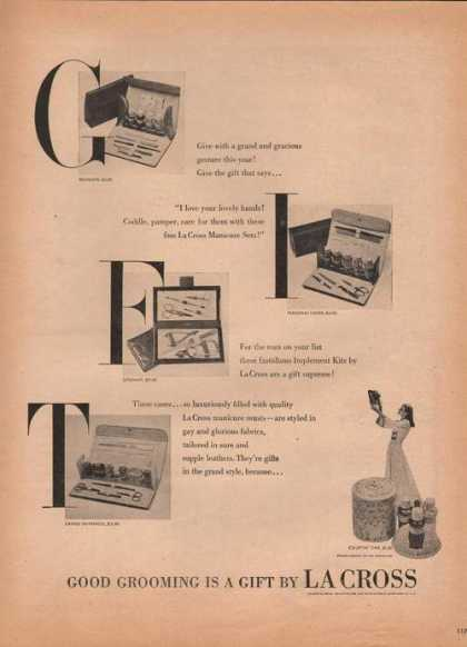 Good Grooming By La Cross (1946)