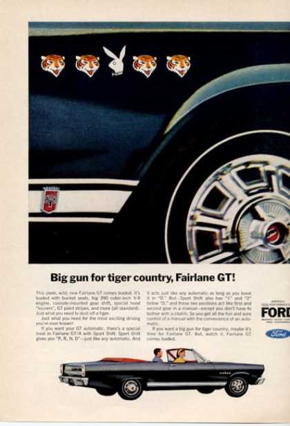 Ford Fairlane Gt Convertable (1965)