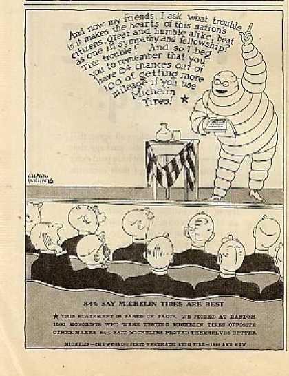 Michelin Tire (1927)