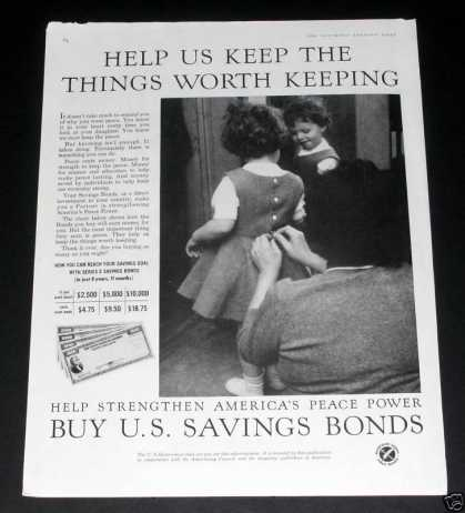 Buy Us Savings Bonds (1959)