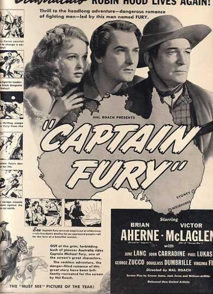 Captain Fury (Hal Roach) (1939)