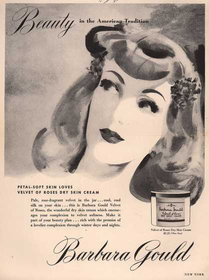 Barbara Gould – Beauty in the American Tradition (1945)
