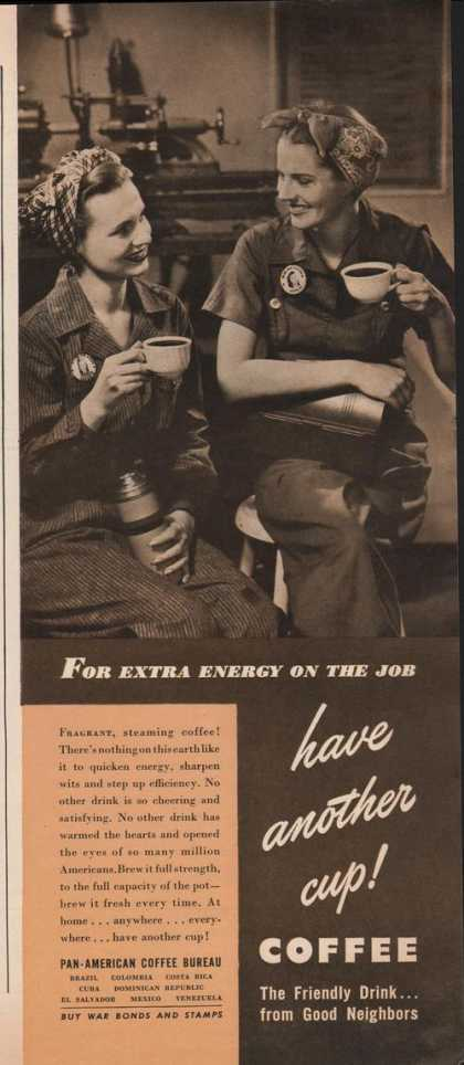 Pan American Coffee Bureau (1942)