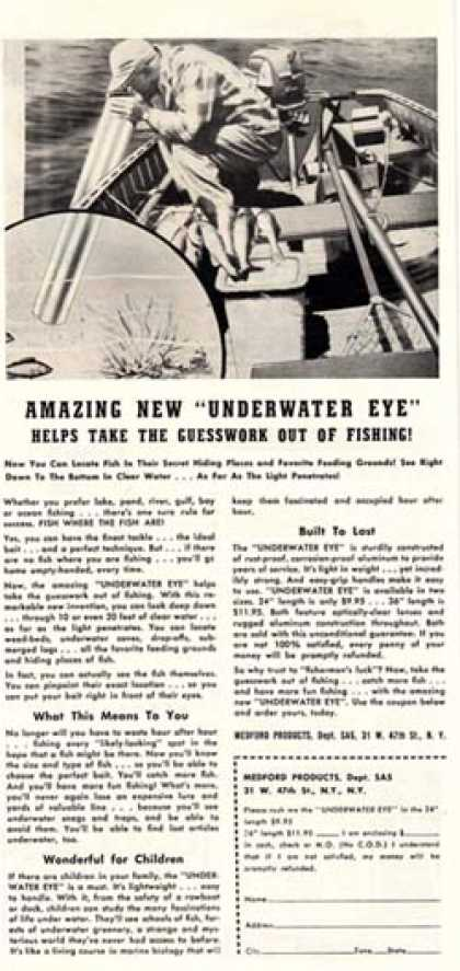 Medford Product's Underwater Eye (1963)
