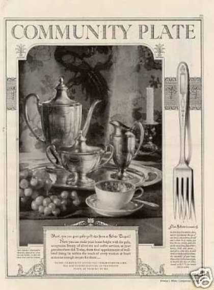 Community Silverplate (1926)