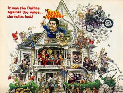 Universal's National Lampoon's Animal House (1978)