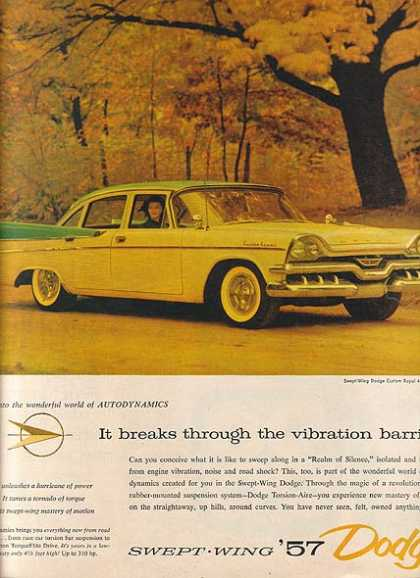 Chrysler's Dodge (1957)