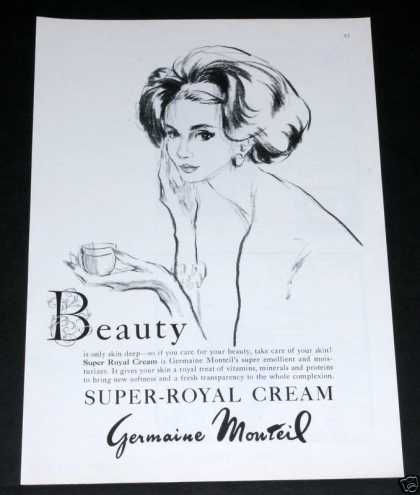 Germaine Monteil, Beauty Cream (1965)