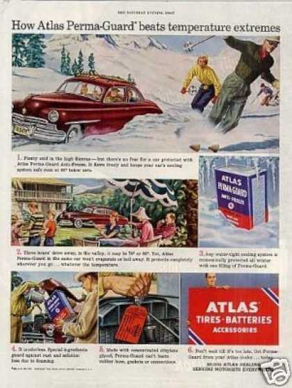 Atlas Tires & Batteries (1950)