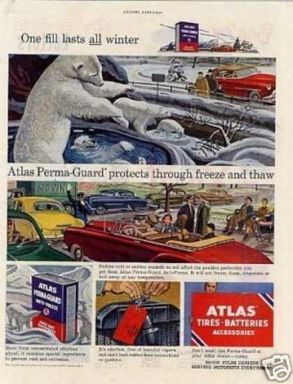 Atlas Tires (1951)
