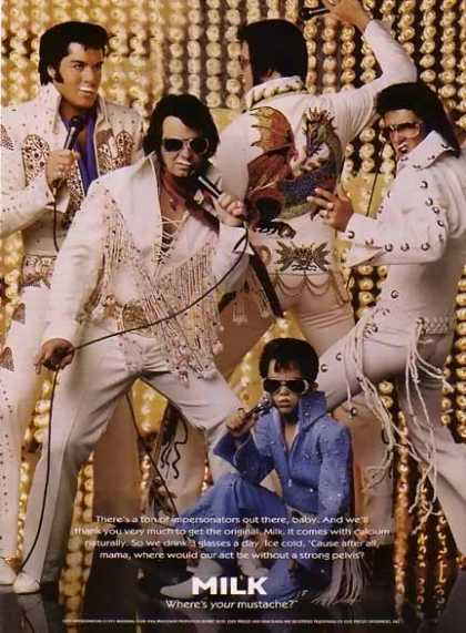 Elvis Impersonators – GOT MILK (1997)