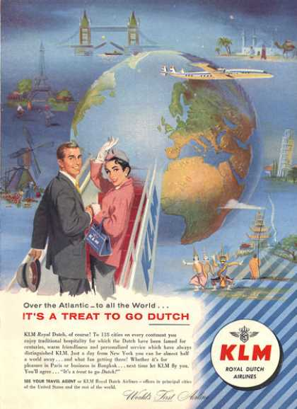 Klm Royal Dutch Airlines (1957)