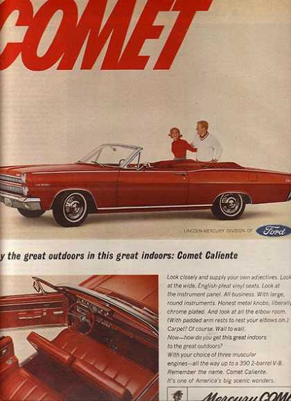 Ford's Mercury Comet (1965)
