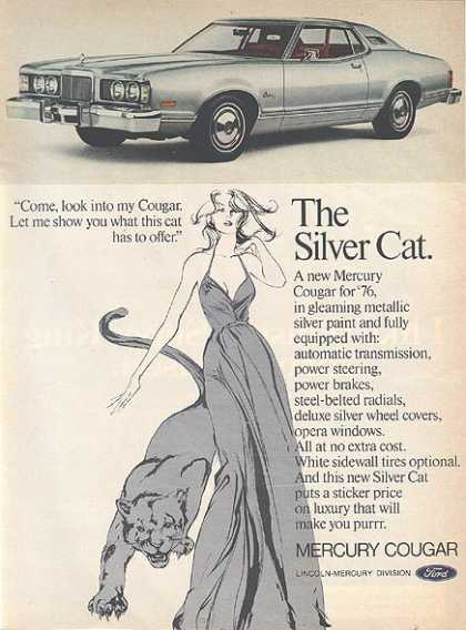 Ford's Mercury Cougar (1975)
