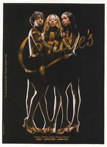Destiny's Child Candie's Vintage Collection Photo