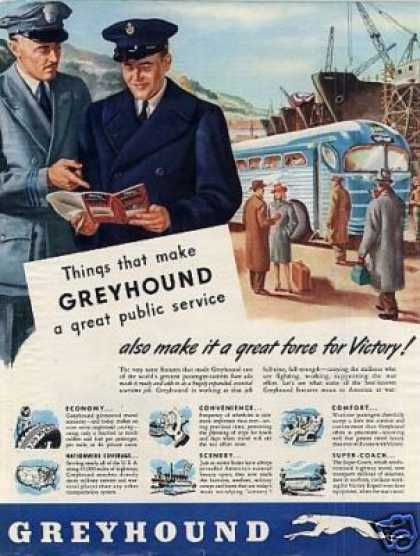 Greyhound Bus (1943)