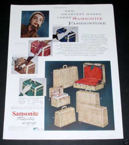 Samsonite Fashionton (1950)