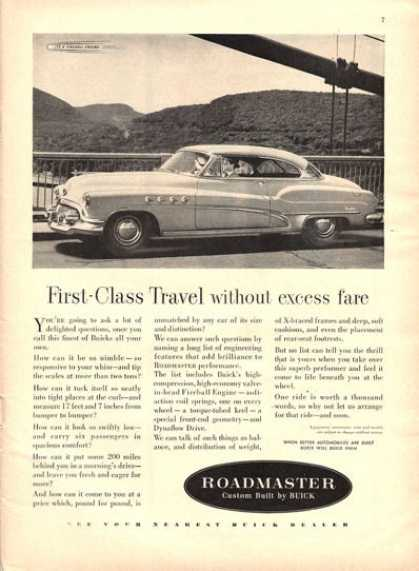 Buick Roadmaster 2-door (1951)