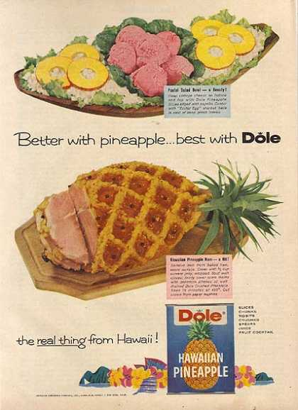 Dole's Hawaiian Pineapple (1959)