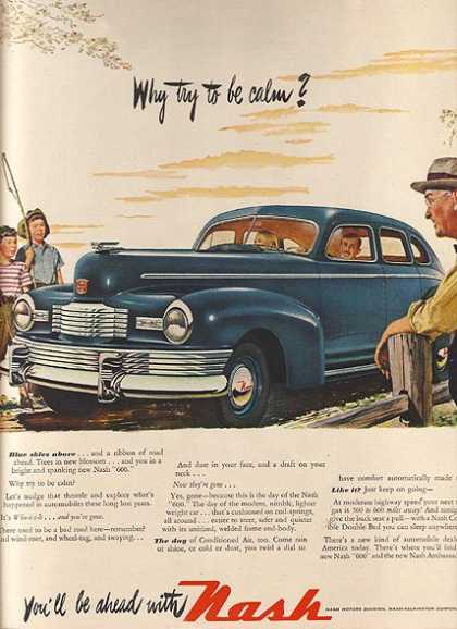 vintage car advertisements of the 1940s page 91. Black Bedroom Furniture Sets. Home Design Ideas
