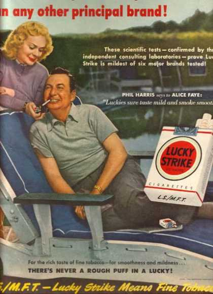 Lucky Strike (1950)