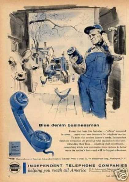 Independent Telephone Company (1958)