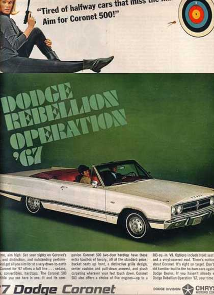 Chrysler's Dodge (1966)