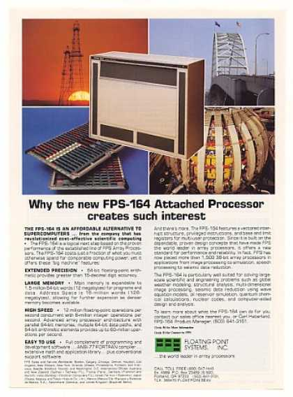 Floating Point Systems FPS-164 Computer (1980)