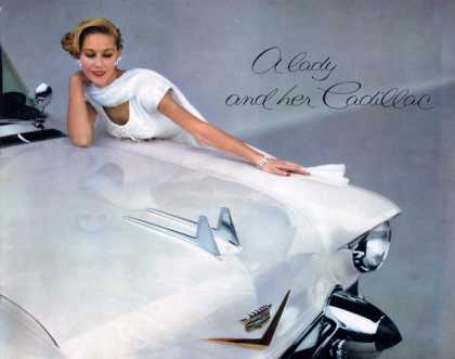 "Mailer ""A Lady and Her Cadillac"" (1957)"