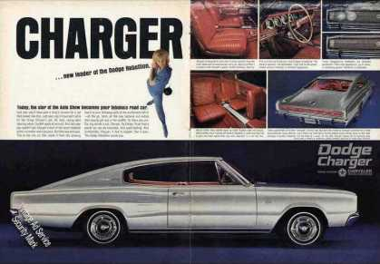 Dodge Charger Photos Large Car (1966)