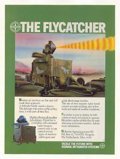 Signaal Flycatcher Radar Weapon Control Unit (1987)