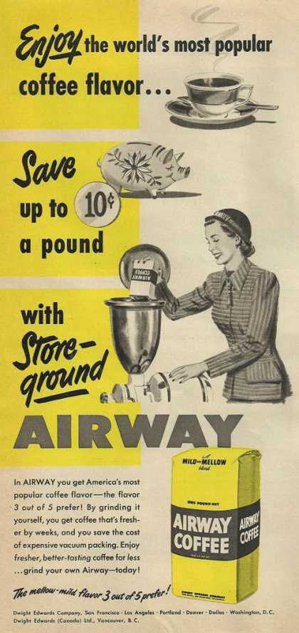 Airway Coffee (1951)