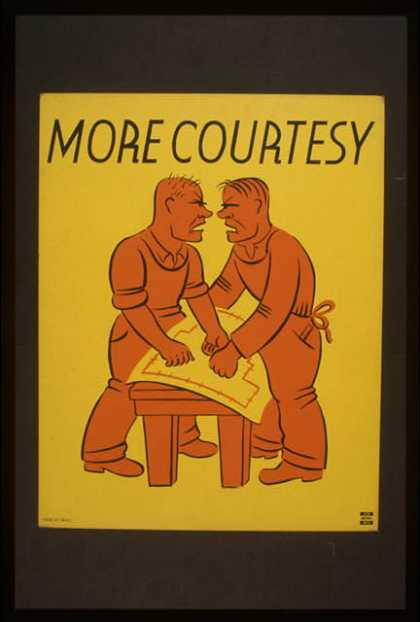 More courtesy. (1936)