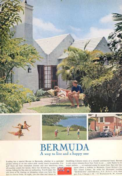 Bermuda Travel (1963)