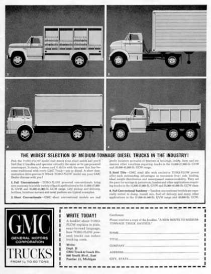 GMC Heavy Trucks (1964)