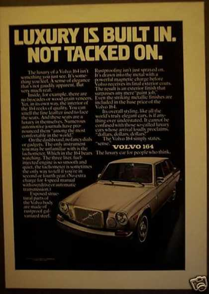 Original Volvo 164 Car (1975)
