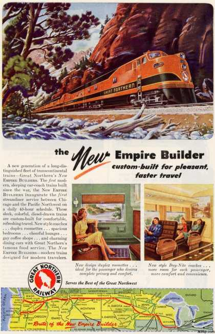 Great Northern Railway (1946)
