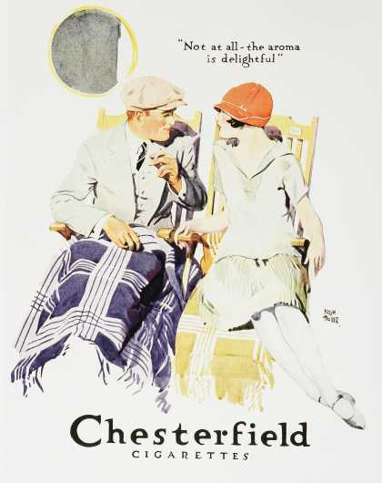 Chesterfield Cigarettes