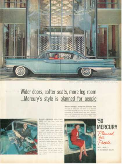 Mercury Park Lane Cruiser (1959)