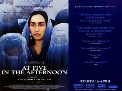 At Five in the Afternoon (2003)