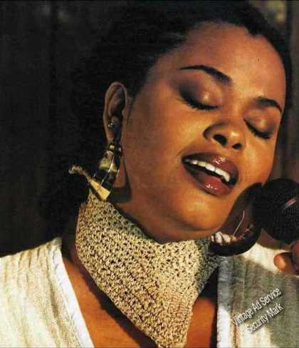 "Nice Jill Scott Magazine Photo ""Soul Sister"" (2001)"