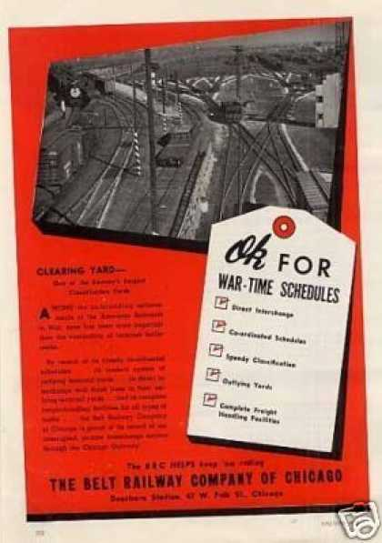Belt Railway of Chicago (1943)
