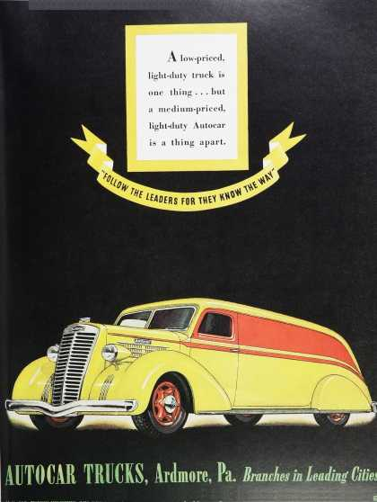 Vintage Car Advertisements of the 1930s (Page 41)