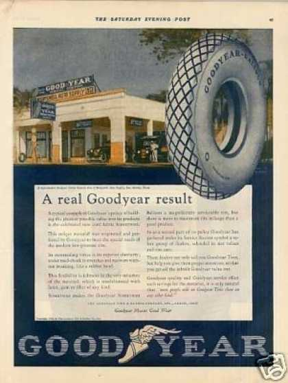 Goodyear Tire Color (1926)