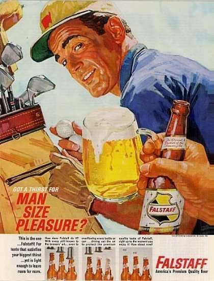 Falstaff Beer (1964)